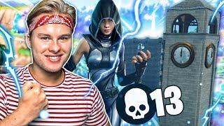 EINDELIJK WEER EEN KEER LANDEN IN TILTED TOWERS!! - Fortnite Battle Royale (Nederlands)