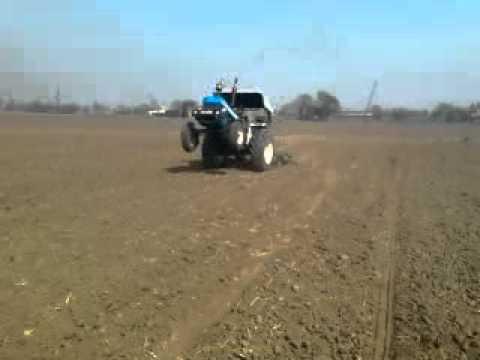 Tractor Stunt 3630 video