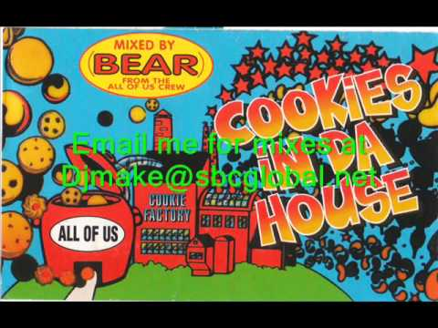 Cookies in the house dj bear 90 39 s chicago house mix for 90s chicago house music