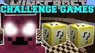 Minecraft: INFERNUM AVIS CHALLENGE GAMES - Lucky Block Mod - Modded Mini-Game