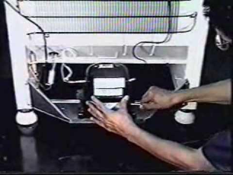 Como trocar gas da geladeira