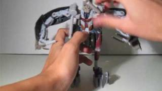 Transformers ROTF Revenge of The Fallen Mixmaster Review