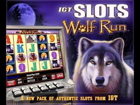 Wolf run slots download
