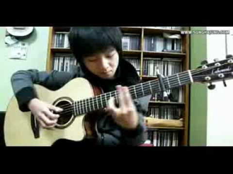 [Guitar] My Heart Will Go On – Sungha Jung