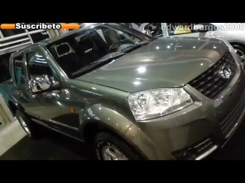 great wall wingle 5 2012 colombia video de carros auto show medellin 2012 FULL HD