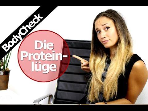 nahrungsergänzungsmittel protein test