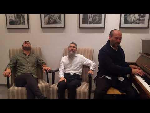 על הניסים // אברהם פריד, יונתן רזאל וישי ריבו  Al Hanisim // Fried, Razel, Ribo