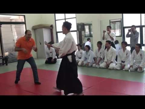 Turkish Submission Wrestling vs Aikido Image 1