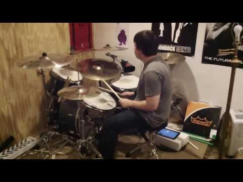 Deuce: America-drum Cover-jgor94 video
