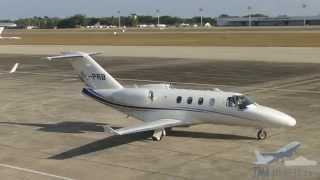 [SBFZ/ FOR] Decolagem RWY13 Cessna 525 Citation M2 PP-PRB 27/09/2015