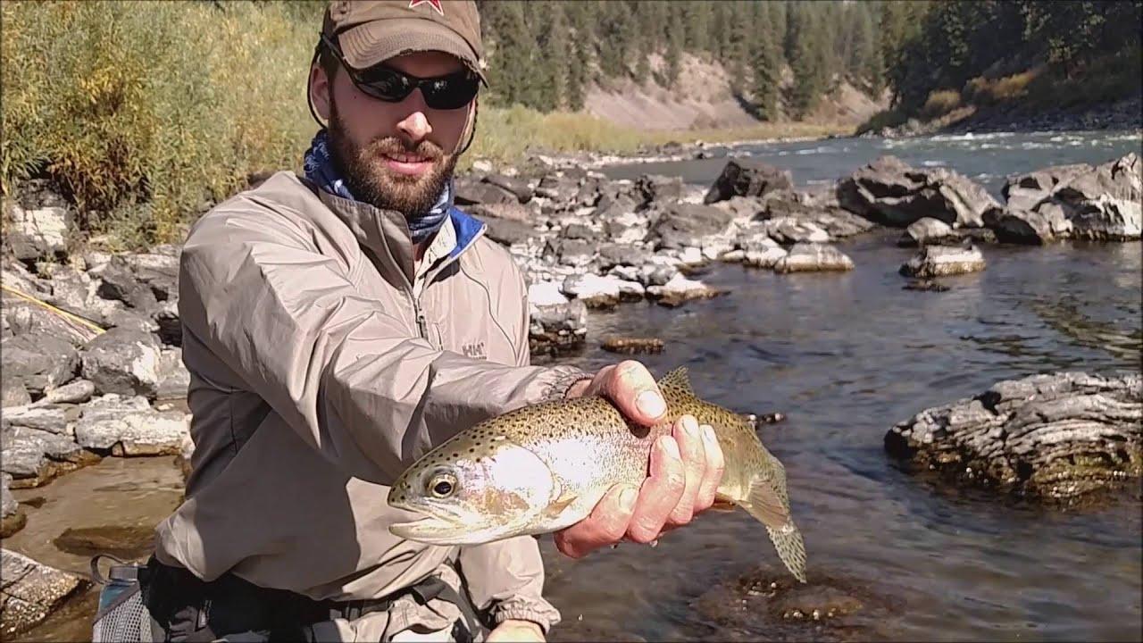 Idaho montana fly fishing seasons 2015 fishing focus for Trout fishing season