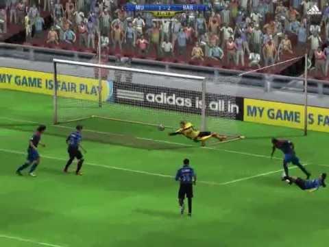 fifaonline2 ยกบอล Z.Ibrahimovic ยิง แฮตทริก