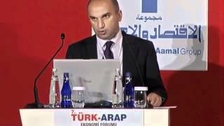 Mr. Ahmet Aksu, President, Privatization Administration at TAF 2012