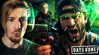 SNEAKING INTO THE SCIENCE FACILITY. (+ Learning about the outbreak) || Days Gone (Part 13)