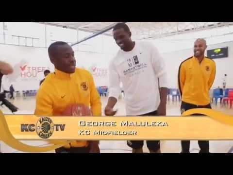 Kaizer Chiefs meets the NBA