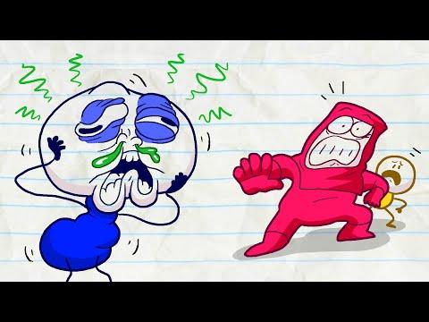 Download The End of Pencilmate!?!? -in- SICK FLICK - Pencilmation Cartoons Mp4 baru
