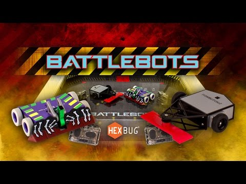 HEXBUG's BattleBots!!! | A Toy Insider Play by Play
