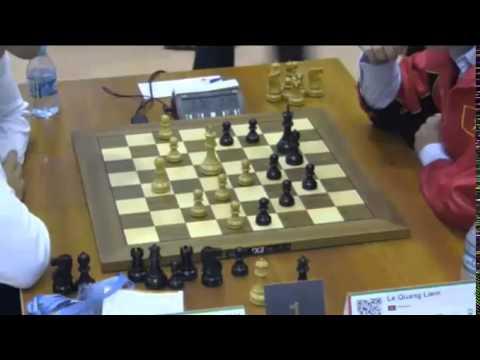 Carlsen vs Le Quang Liem - 2014 World Blitz Championship