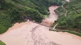 Thủy điện Hòa Bình xả lũ gây ngập lụt tang thương cho người dân dưới hạ nguồn
