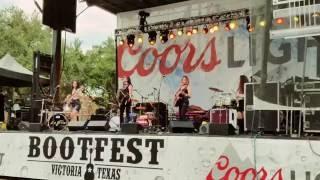 Las Fenix @ Bootfest Victoria, TX