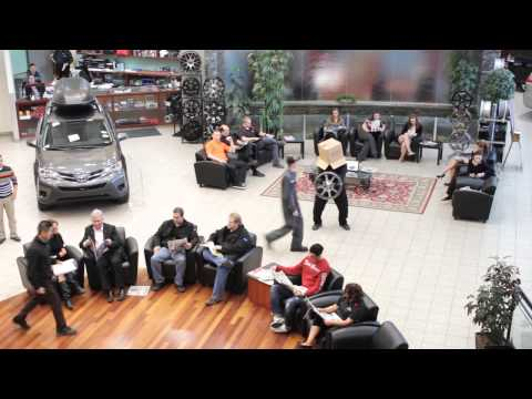 Car Dealership Harlem Shake