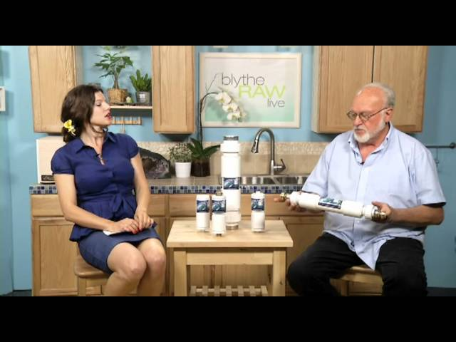 Clayton Nolte on Structured Water - Blythe Raw Live