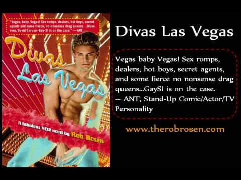 &quot;Divas Las Vegas&quot; Book Trailer