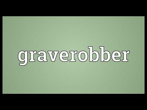 Header of graverobber