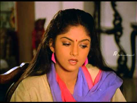 Anbulla Appa - Nadhiya inquiries about Sangeetha