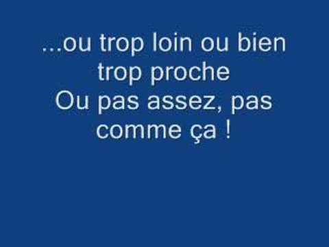 Garou - Les Filles