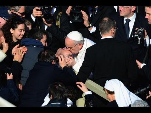 Pope Francis Loves Atheists, Does The Vatican?