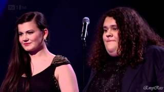 Jonathan & Charlotte Video - Jonathan & Charlotte - Caruso (Semi Final Britain's Got Talent 2012 Live )