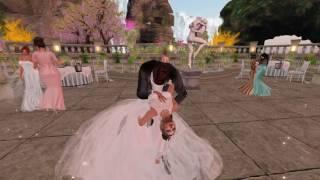 Cowboy & Ashley Second Life Wedding - 4.22.17