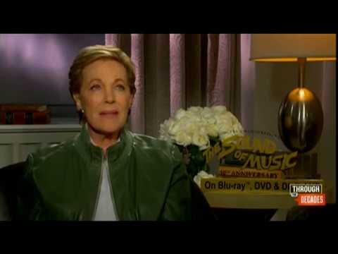 """Julie Andrews, Maria Von Trapp--Memories Of """"Sound Of Music"""" TV"""