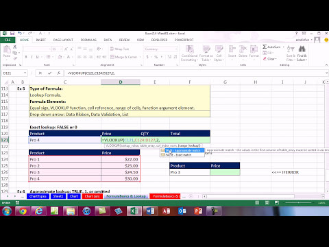 Highline Excel 2013 Class Video 01: Back To Basics: Number Format, Keyboards, PivotTables, Formulas