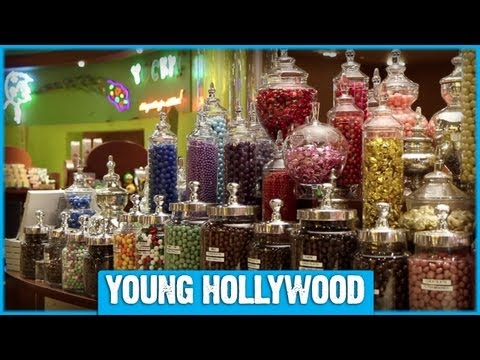 Inside Sweet! Hollywood, World's Greatest Candy Store!