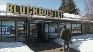 Bend, Oregon home to last Blockbuster on planet