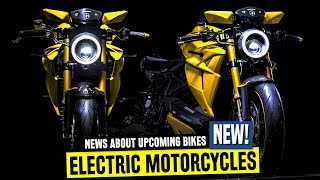 Top 10 Upcoming Electric Motorcycle News for 2019 ft. Soco TC Max