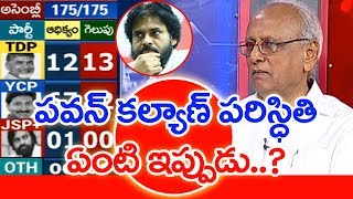 What Is The Situation For Janasena Chief Pawan Kalyan After Election Results | IVR Analysis