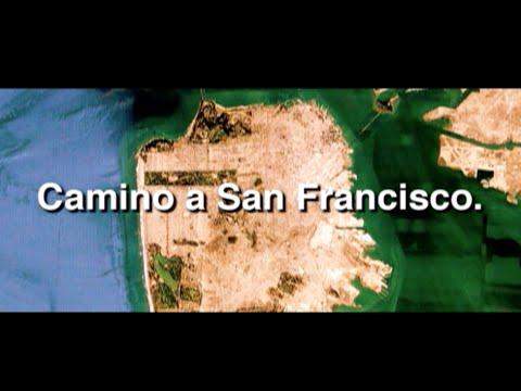 Camino a San Francisco.