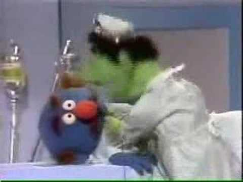 Sesame Street -  The Ten Commandments Of Health(better Copy) video