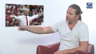 «Second père» et «machiavélique»: Emmanuel Petit juge Wenger et Guardiola