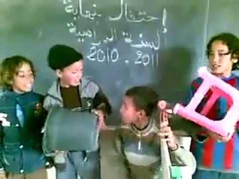 Fête de fin d'année scolaire : Des enfants Amazighs très talentueux
