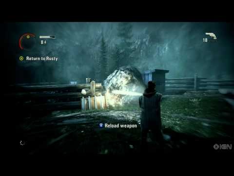 Alan Wake Review Video
