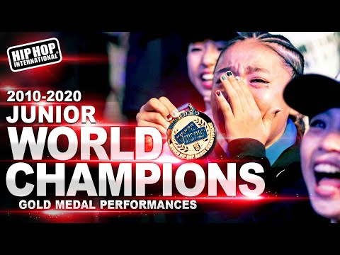 BUBBLE GUM (New Zealand) 2012 World Hip Hop Dance Championship