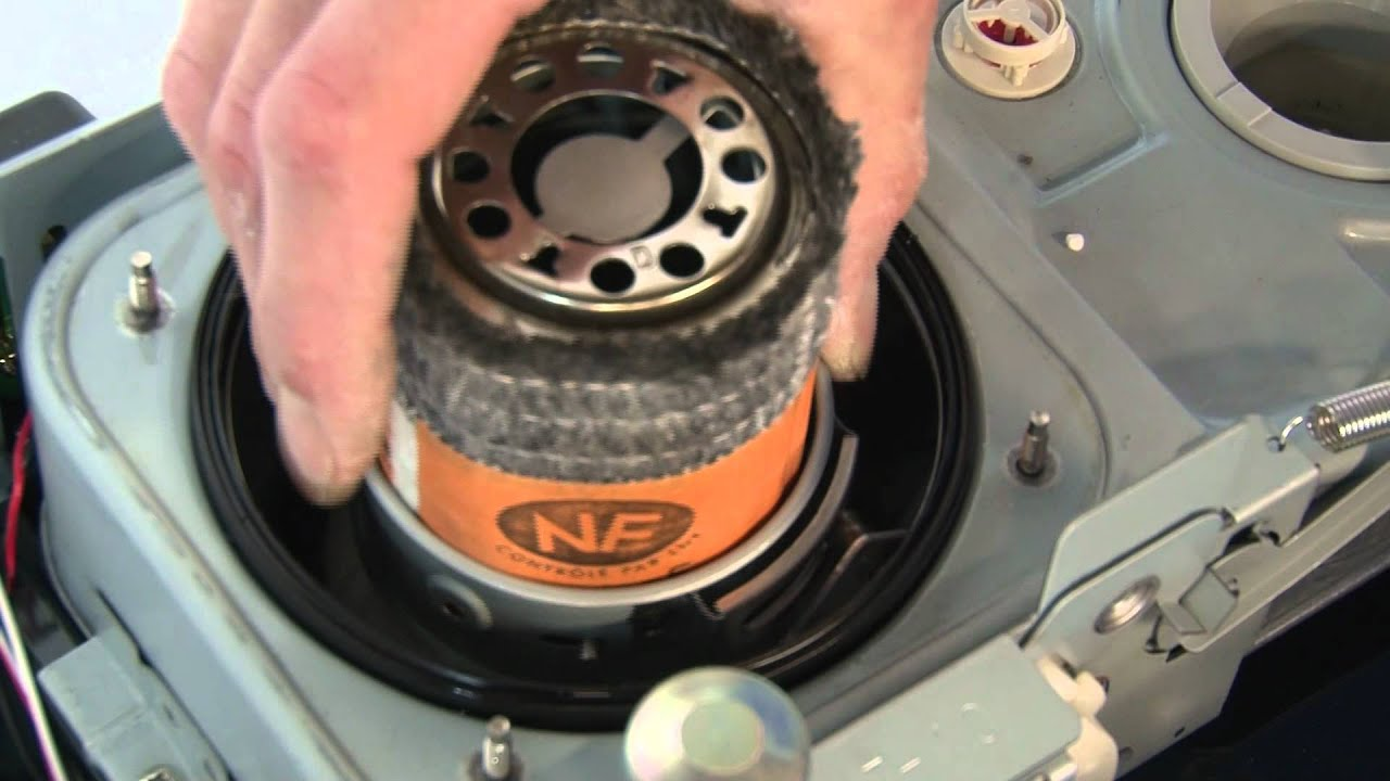 Instruction Movie Replace Wick For Zibro Paraffin Heaters