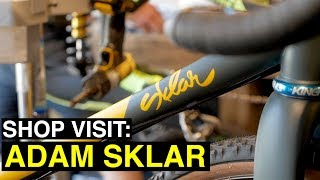 Shop Visit: Sklar Bicycles