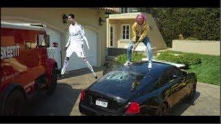 Lil Pump Feat Cristiano Ronaldo 34 Esskeetit 34 Official Music Audio