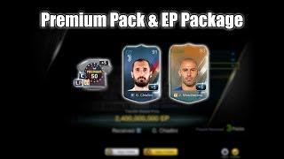 WOW! +5 Mania | Premium Pack & EP Package | FIFA ONLINE 3 강화성공! เปิดแพค!