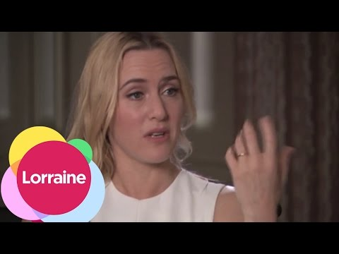 Kate Winslet On Her Kids | Lorraine